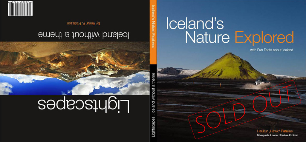 Photo Book on Iceland