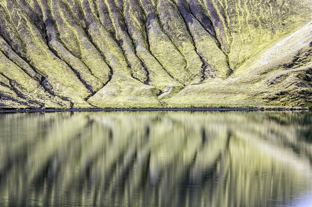 Veidivotn lakes