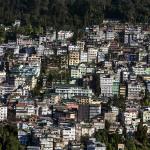 Gangtok in Sikkim India