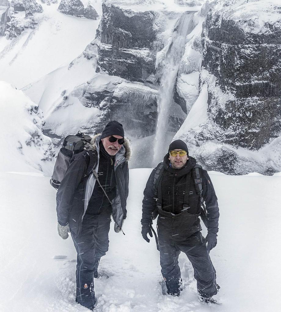 Photo guides Hawk & Finn